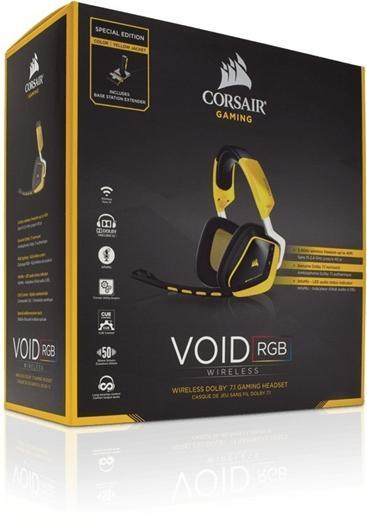 Corsair gaming headset