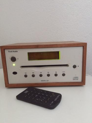 Tivoli audio model one / radio + tivoli CD speler