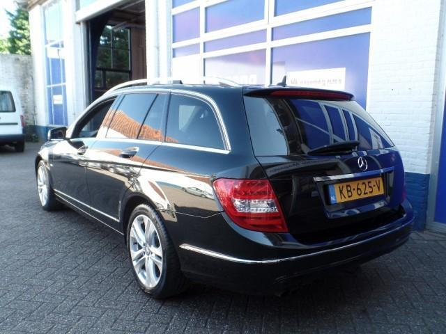 Mercedes-benz C-KLASSE C 180 CDI AUT. ESTATE AVANTGARDE BLUE