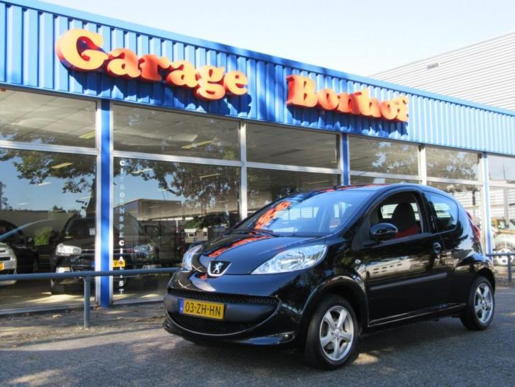 Peugeot 107 1.0-12V XS URBAN MOVE 3drs - airco - licht metal