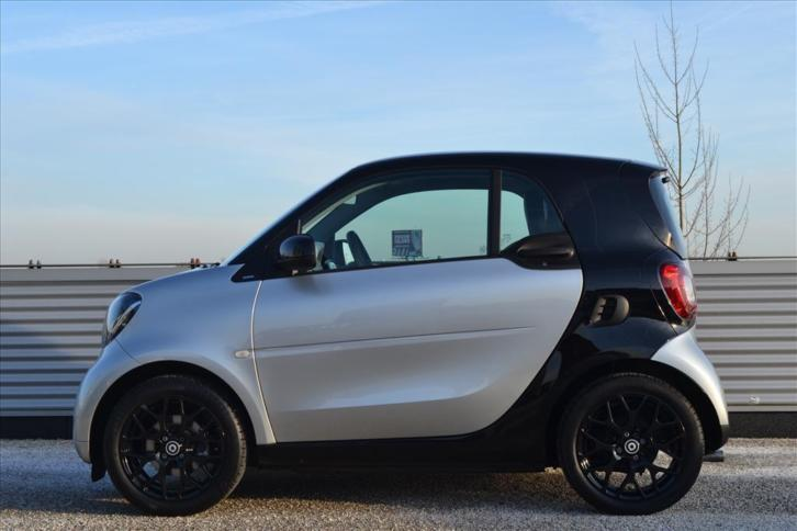 smart Fortwo Fortwo Passion Coupé 52Kw