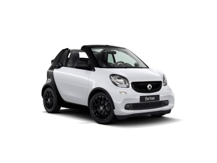 smart Fortwo Cabrio 66kW Automaat / Passion / Sportpakket