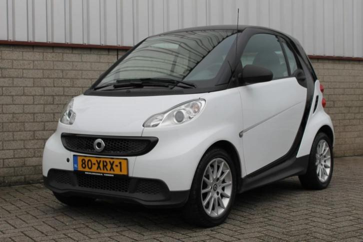 Smart Fortwo coupé 1.0 mhd Pure, AIRCO! (bj 2012)