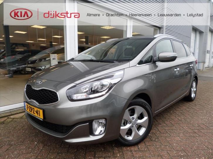 KIA Carens 1.6 COMFORTLINE | Private Lease v.a. € 475,-