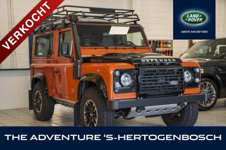 Land Rover Defender Commercial 90 SW Adventure+ Limited Edit