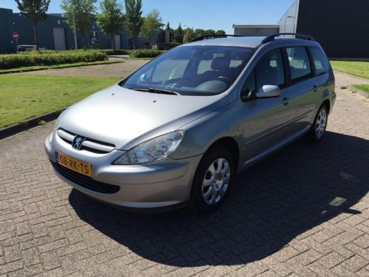 Peugeot 307 break 1.6 16v Dealer onderhouden (bj 2005)