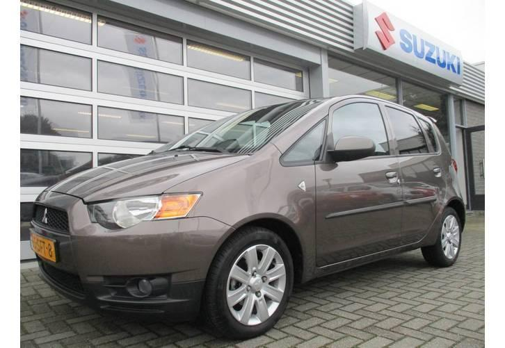 Mitsubishi Colt CZ5 1.3 ClearTec Edition Two