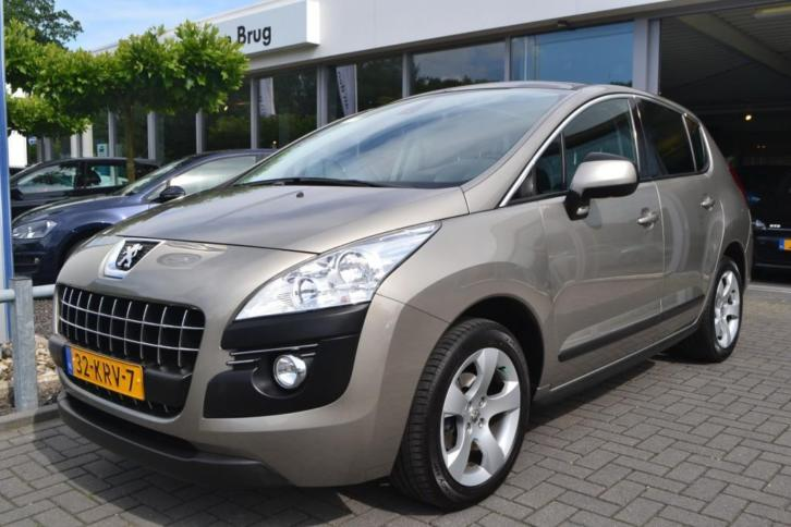Peugeot 3008 1.6 HDIF 109 PK PREMIÈRE Head-up | Clima | Pano