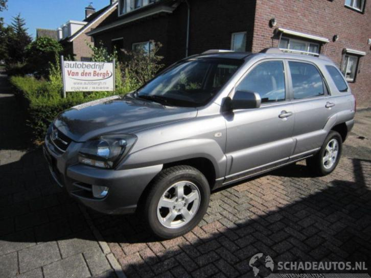Kia Sportage 2.0 X-ception (bj 2008)