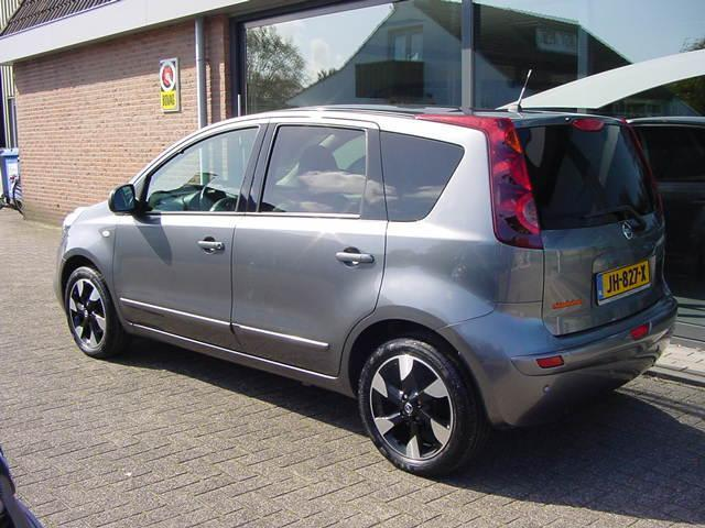 Nissan Note 1.4 16V 5D NICKELODEON