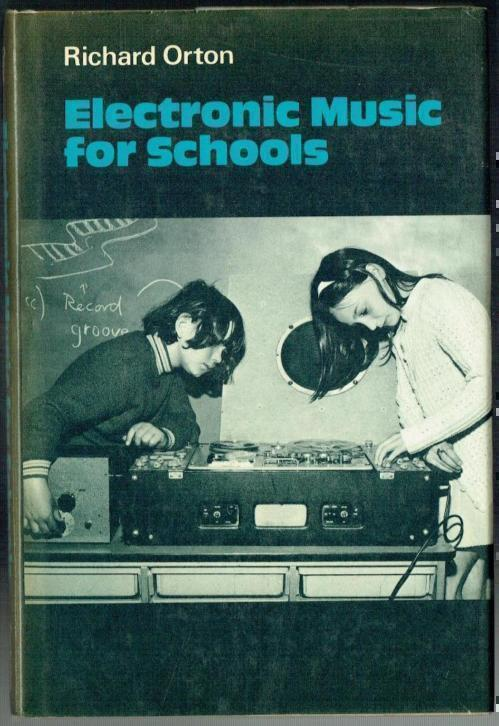 Electronic Music for Schools 19 (1981, Hardcover)