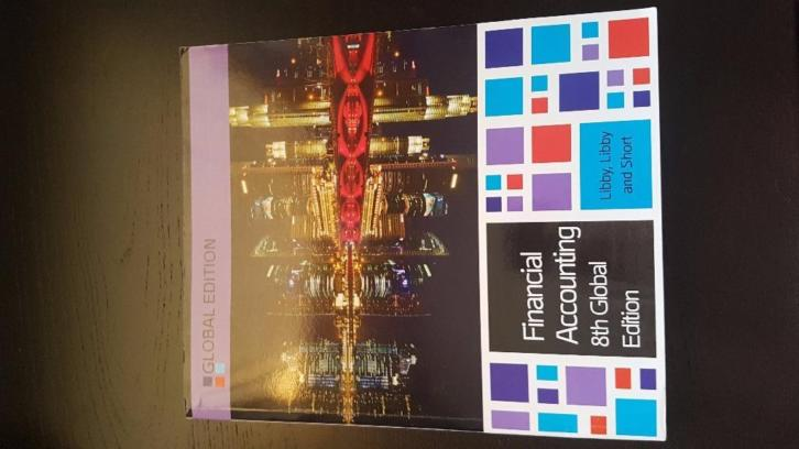 Financial Accounting 8th Global Edition