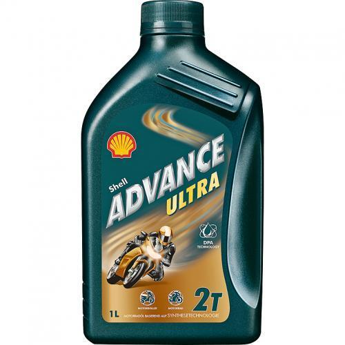 Shell Advance Ultra 2T 1 L nu voor € 6.99