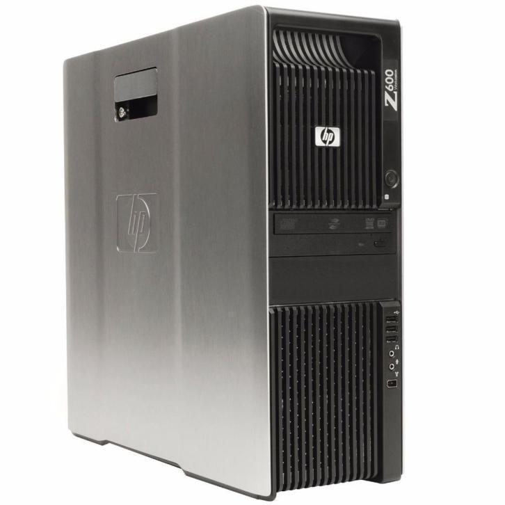 HP Z600 2x E5645 six core processor, 2.4GHZ 2TB 24GB