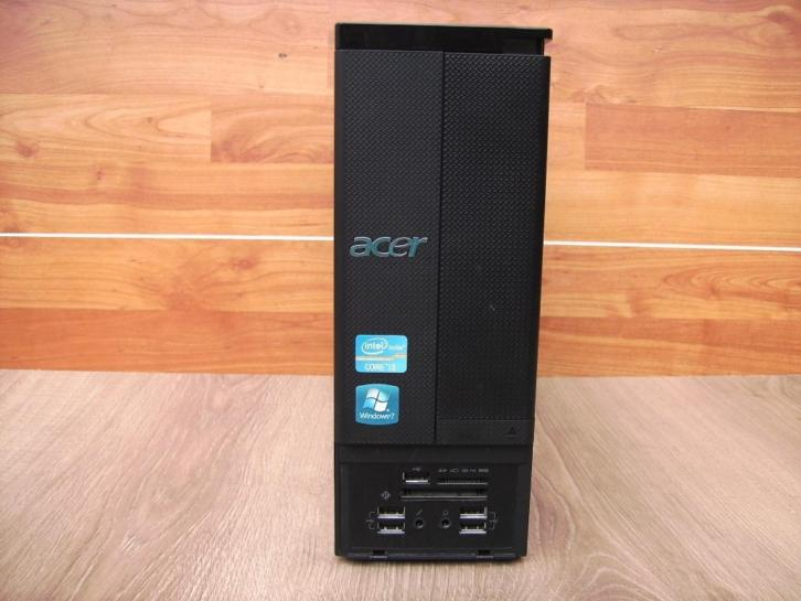 i 3 Snelle Acer Intel Core i3 (2nd Gen) 2100 / (4 x 3.1 GHz