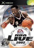 NBA Live 2002 | Xbox | iDeal