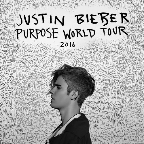 Justin Bieber Purpose World Tour 2016 Tickets