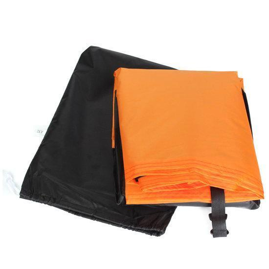 Motorcycle Rain Cover Waterproof Protective XXL Outdoor A...