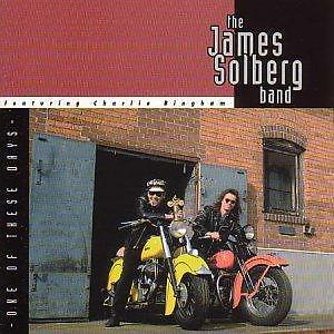 cd - James Solberg - One of These Days