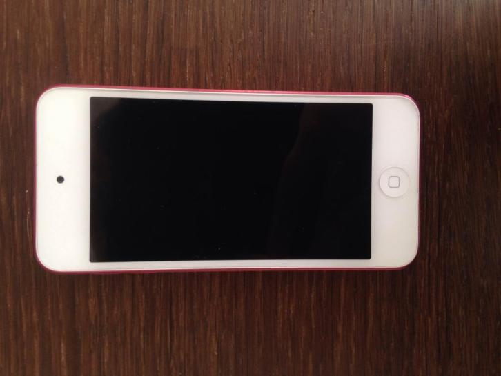 Roze ipod touch 5 32GB