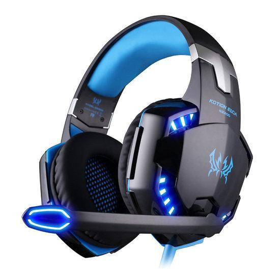 KOTION EACH G2200 USB 7.1 Surround Sound Vibration Gaming...