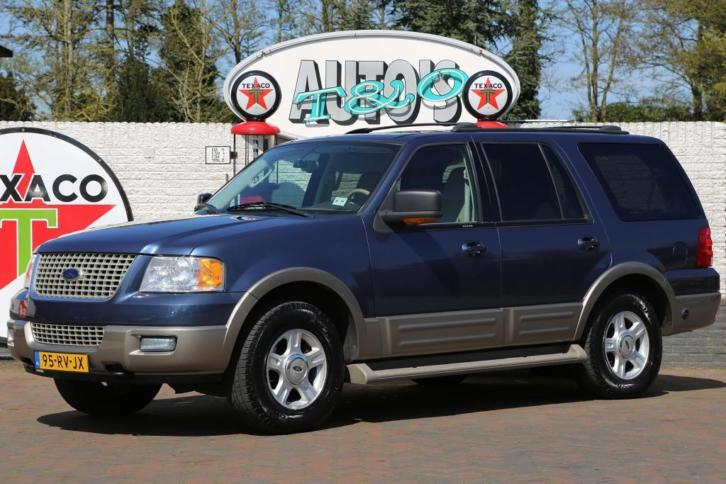 Ford USA Expedition 5.4 V8 Eddie Bauer 4x4 7-pers. SUV