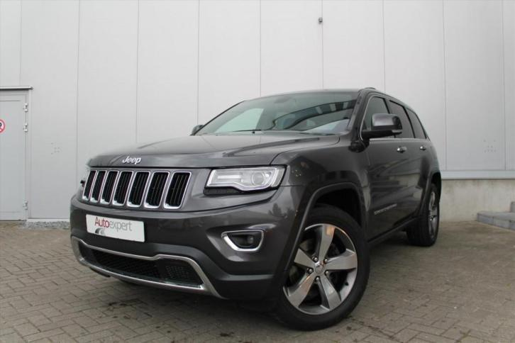 JEEP Grand-Cherokee 3.0 CRD 184KW LIMITED AUT8