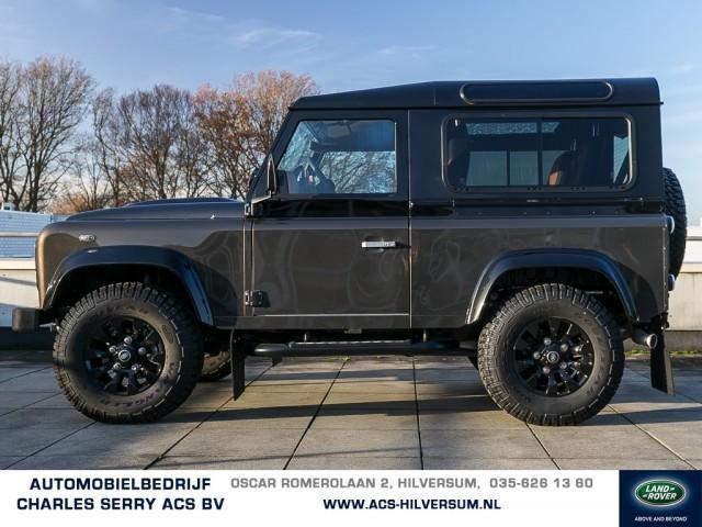Land Rover Defender 90 Autobiography Limited Edition