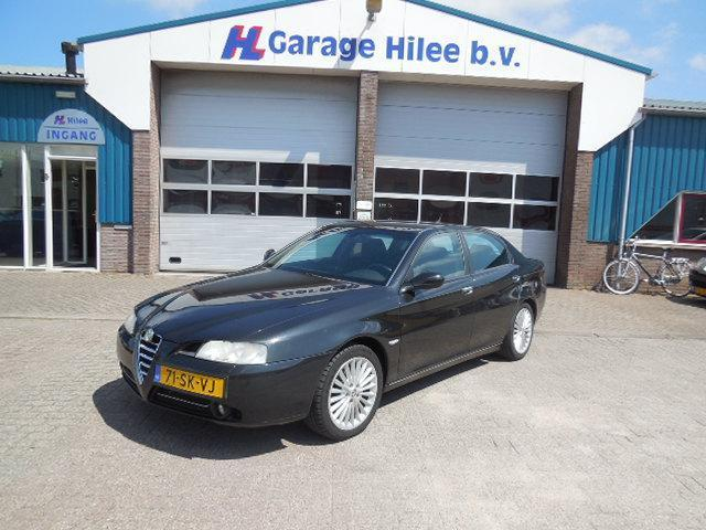 Alfa Romeo 166 2.4 JTD BUSINESS EDITION, 185PK (bj 2006)