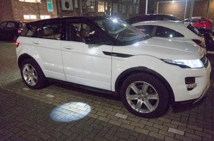 Range Rover Evoque Dynamic 2.2 ED4 2WD 2014 Wit