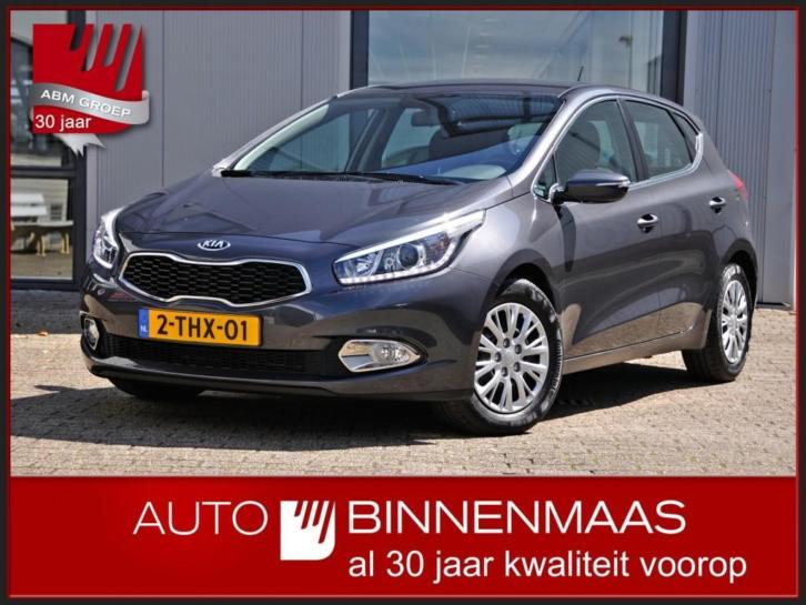 Kia cee'd 1.6 GDI Comfort Pack (Airco/CruiseControl/LED-drl)