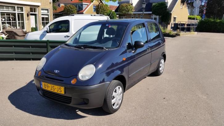 Daewoo Matiz 0.8 Pure PS
