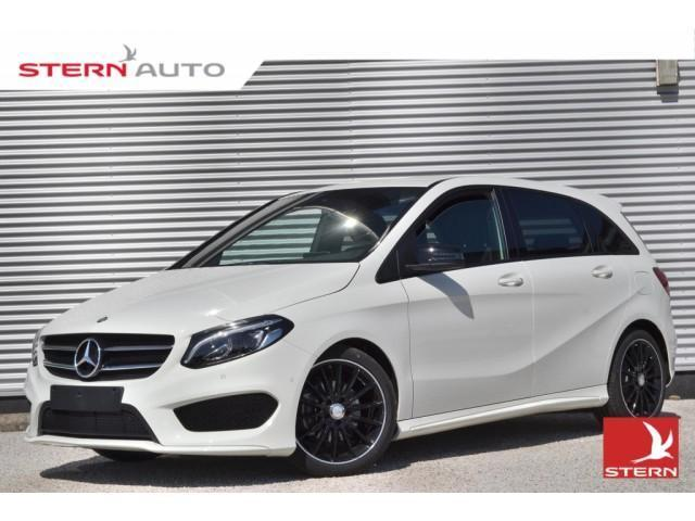 Mercedes-Benz B-Klasse B 180 AMG Night Edition Plus
