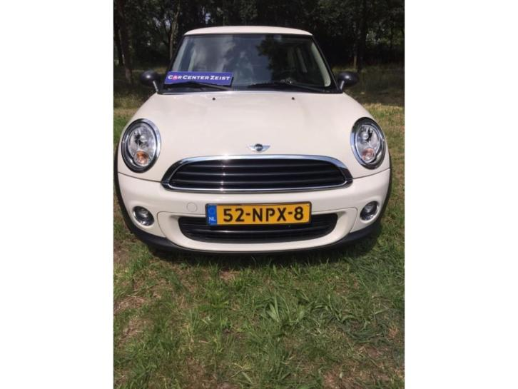 Mini Cooper 1.6 One MINIMALIST Salt (bj 2010)