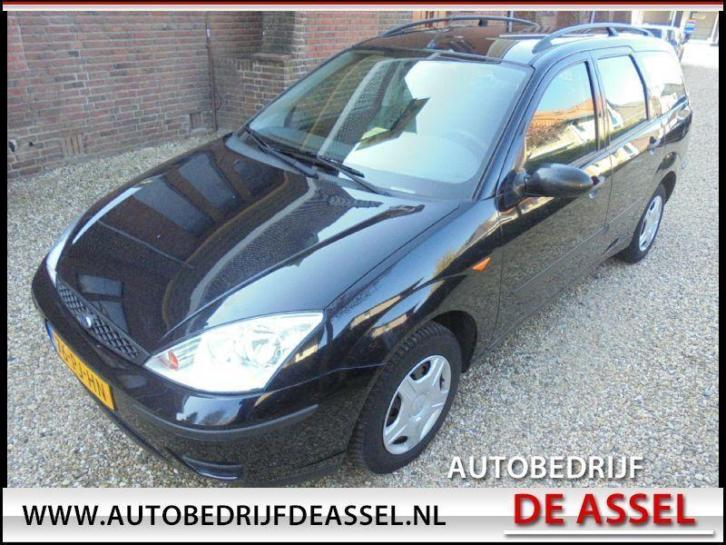 Ford Focus 1.6-16V Ambiente Nette auto! Airco! (bj 2004)