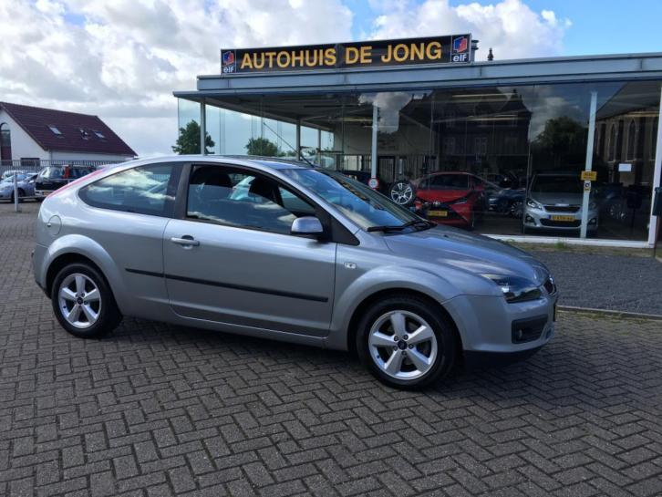 Ford Focus 1.6-16V First Edition AUTOMAAT 33000KM !