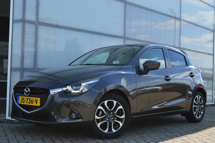Mazda 2 1.5 90PK MT GT-M | Off-white | DriverPack +achterspo