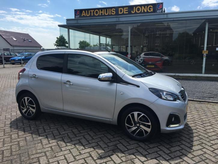 Peugeot 108 1.0 e-VTi Premiere top CABRIO FULL OPTION