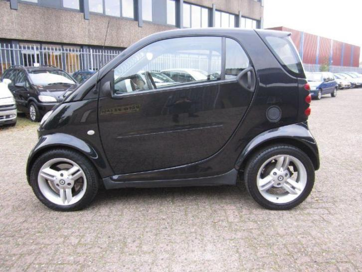 Smart Fortwo 0.7 pure aut (bj 2002)