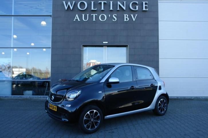 Smart Forfour 1.0 PASSION / Cool & Audio / Comfort / LED / N
