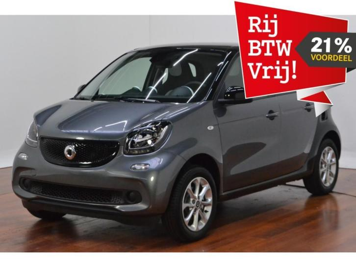 Smart Forfour 52 kW Passion - vanaf 199 per maand all in *