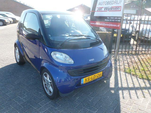 Smart Smart 0.6 micro compact car aut. (bj 1999)