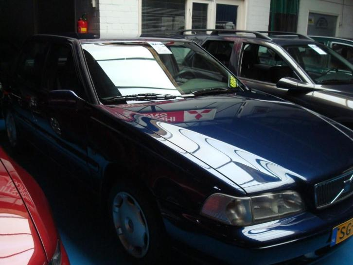 Volvo S70 2.5 Luxury-Line (bj 1997)