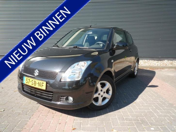 Suzuki Swift 1.3 EXCLUSIVE KEYLESS- ENTRY AIRCO LMV ELEKTR.