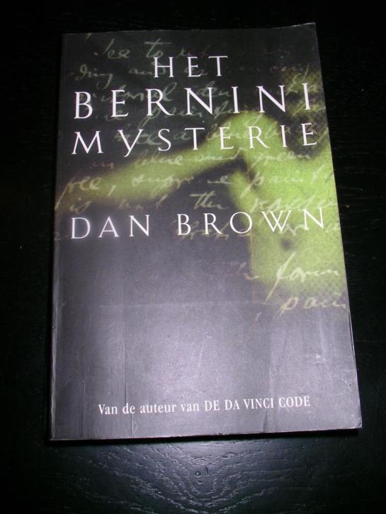 Dan Brown 2 x paperback groot
