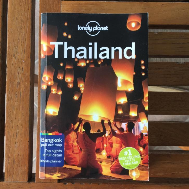 Lonely planet Thailand 2016 en monocle Bangkok