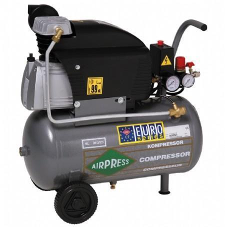 AIRPRESS compressor max 8 bar / 24 liter (36839)