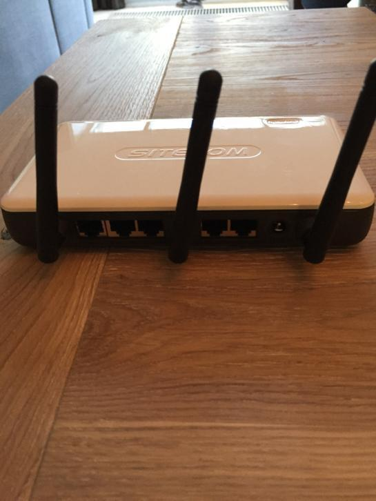 Sitecom WL-303 Wireless Router