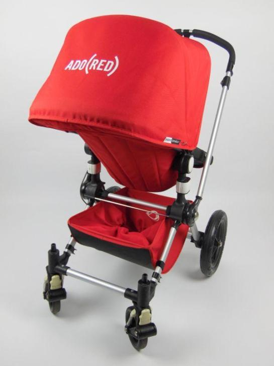 Bugaboo Cameleon 2 Special Edition RED - ADO RED