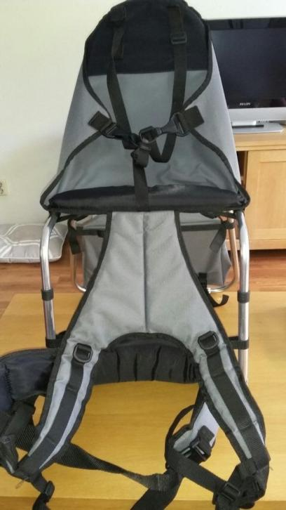 Baby/peuter rugdrager Jippies GS 60